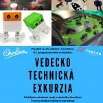Vedecko-technická exkurzia do Bratislavy