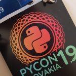 #PyConSK 2019