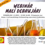 Webináre Amazon STEM Kindlotéka